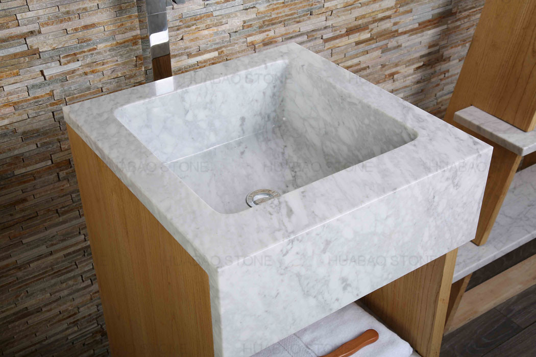 Stone sink,vanity top,China supplier,huabaostone